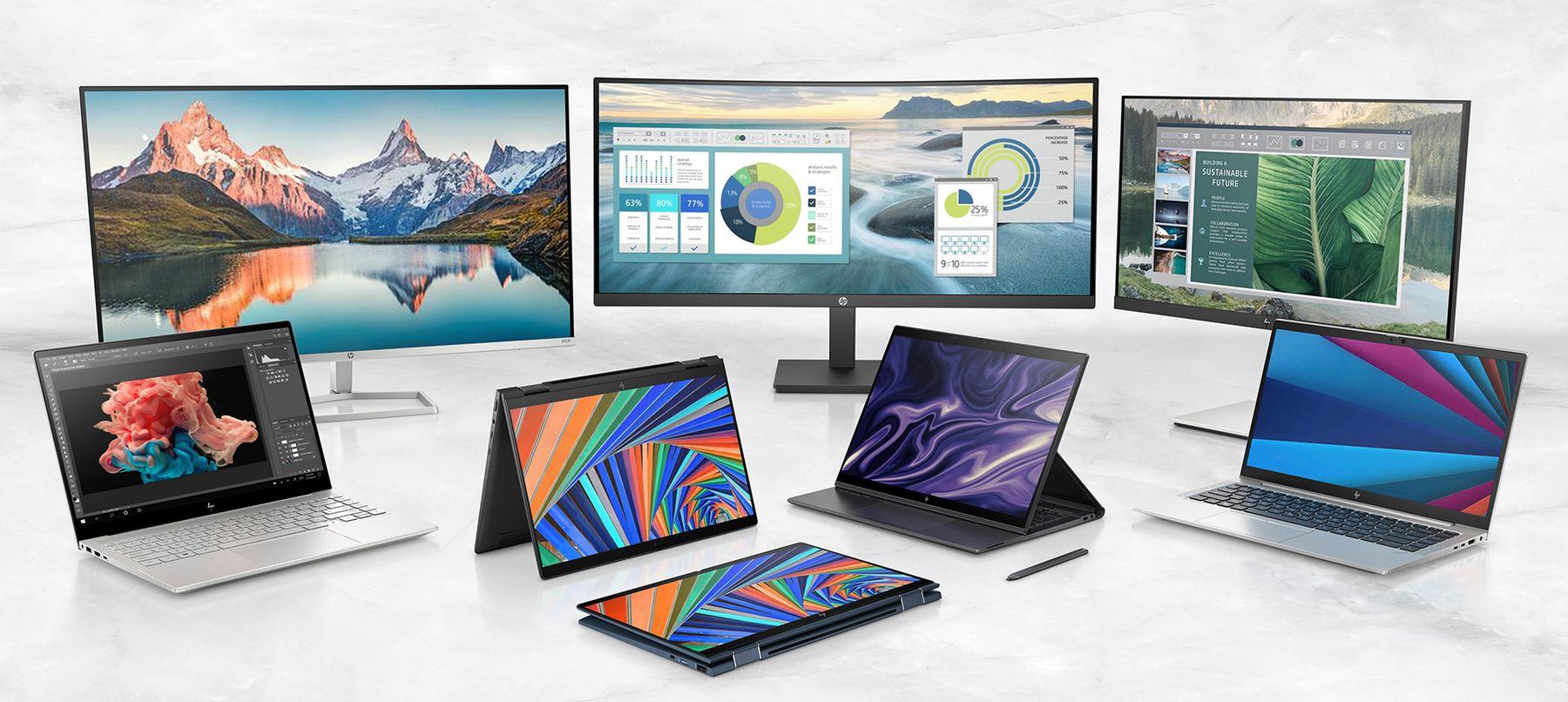 HP la CES 2021 – Viitorul inovaţiilor în domeniul computerelor personale