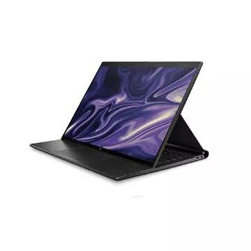 HP Elite Folio oferă un design care face uşor tranziţia de la laptop, la tabletă sau la modul media.