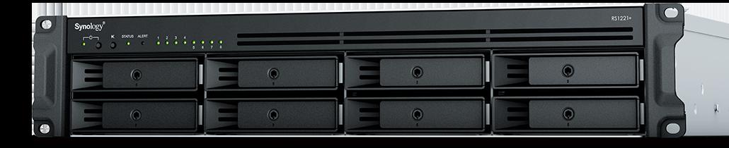 Synology anunţă RackStation RS1221+ şi RS1221RP+