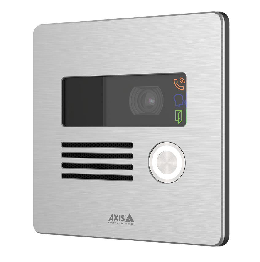 Axis lansează interfonul de rețea AXIS I8016