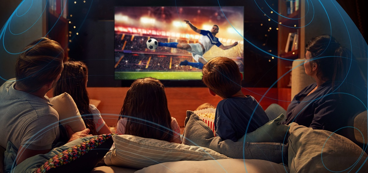 Bucură-te de magia competițiilor sportive cu televizoarele TCL