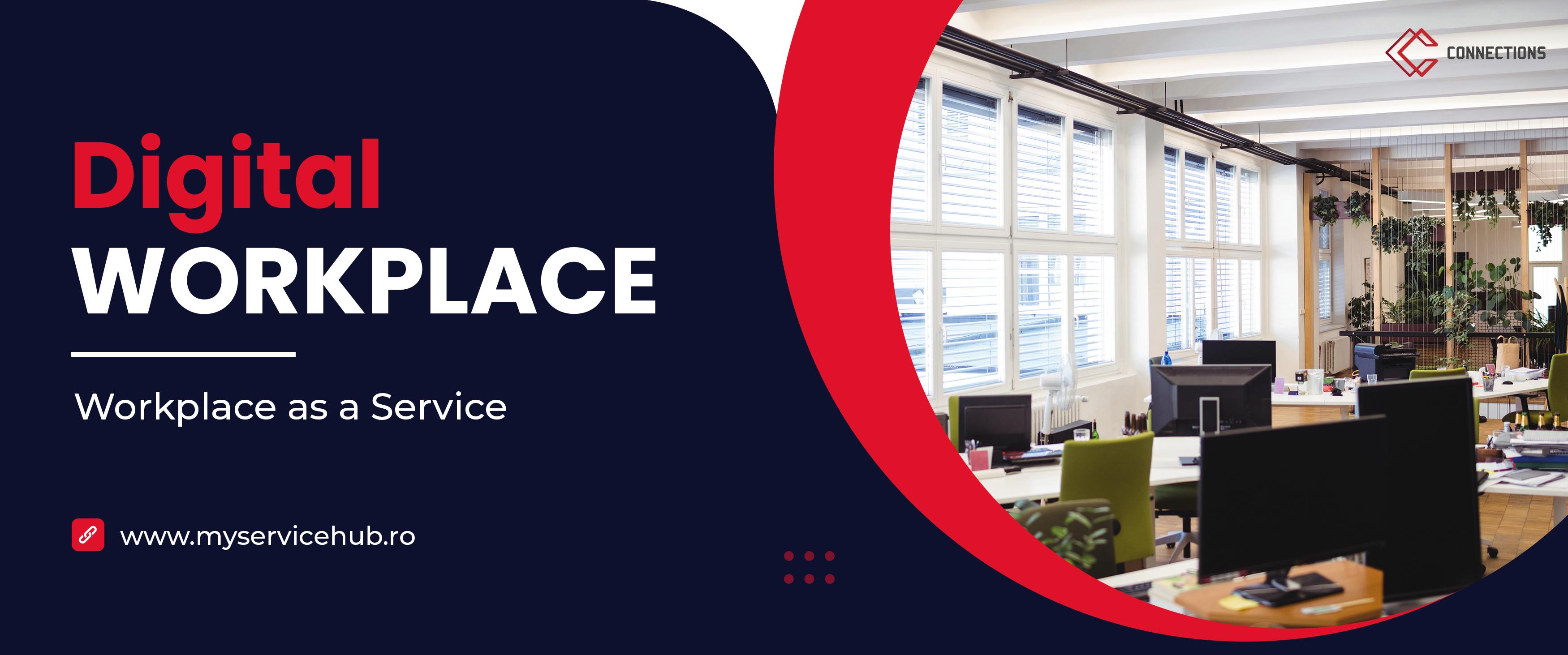 Connections a lansat Digital Workplace – soluția IT all in one pentru companiile din România