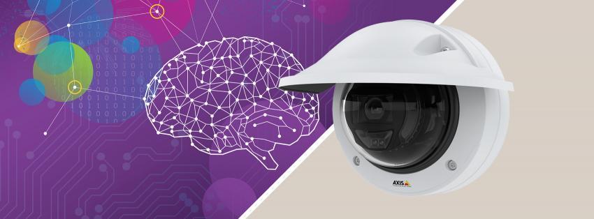 AXIS P3255-LVE, noi camere cu capabilități de inteligență artificială