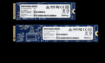 Synology lansează SSD-urile NVMe M.2 de mare capacitate
