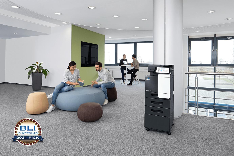 Konica Minolta premiată pentru soluțiile de management al documentelor tipărite și procesare automată