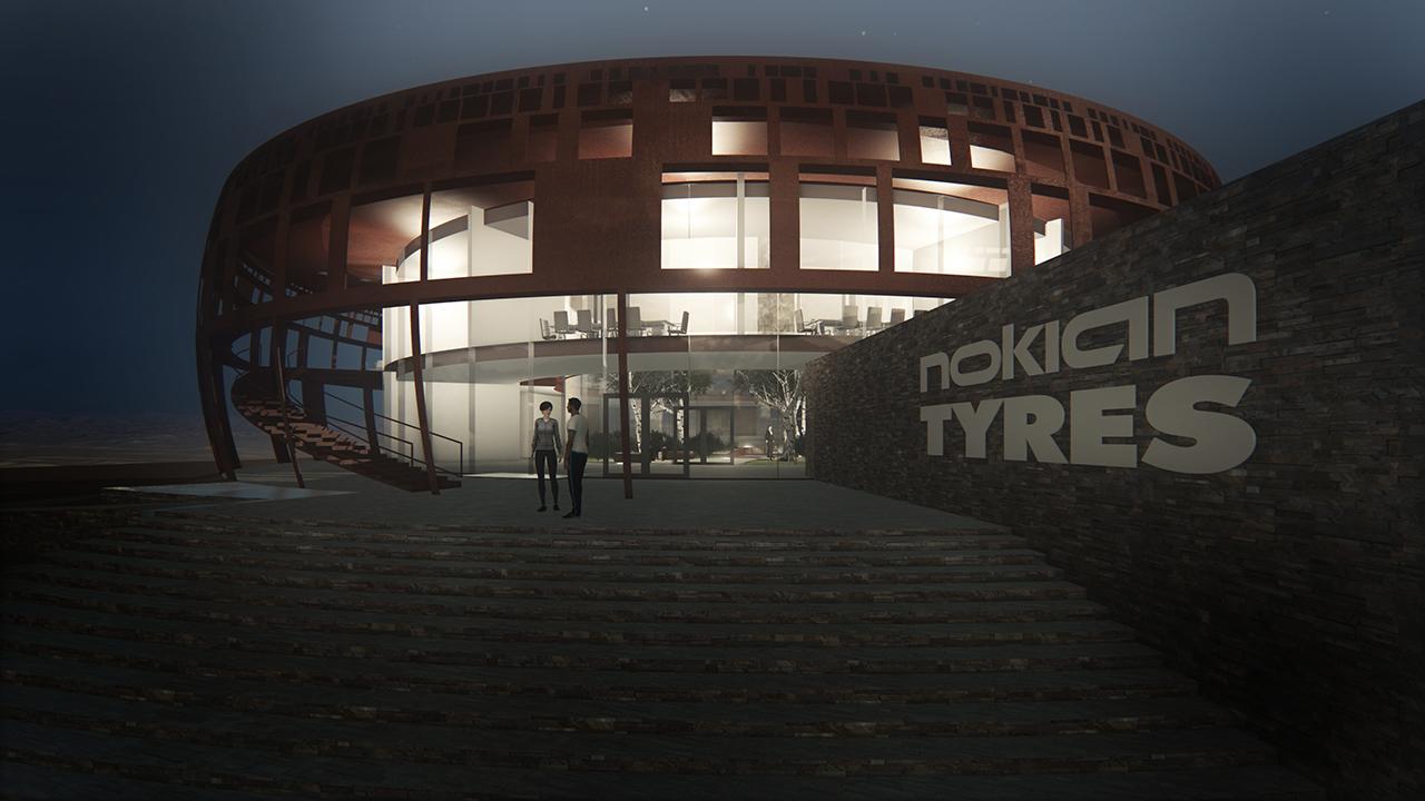 Nokian Tyres deschide al doilea centru de testare anvelope în Europa