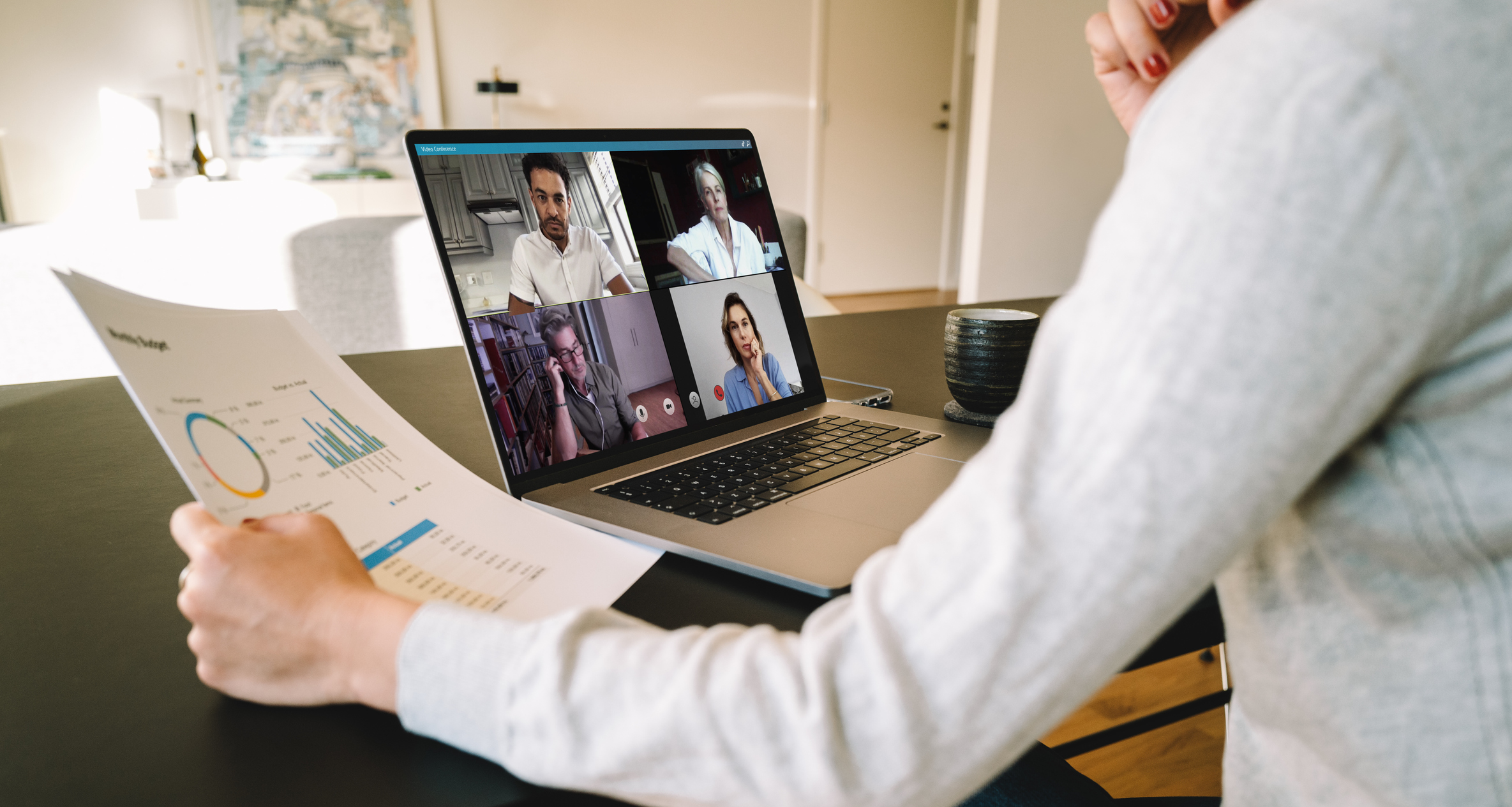 Apelurile video sunt alternativa de viitor pentru call center