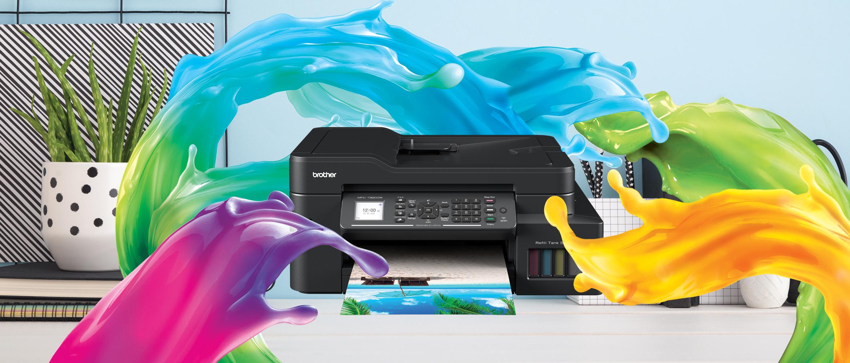 Brother lansează imprimantele InkBenefit Plus 2021