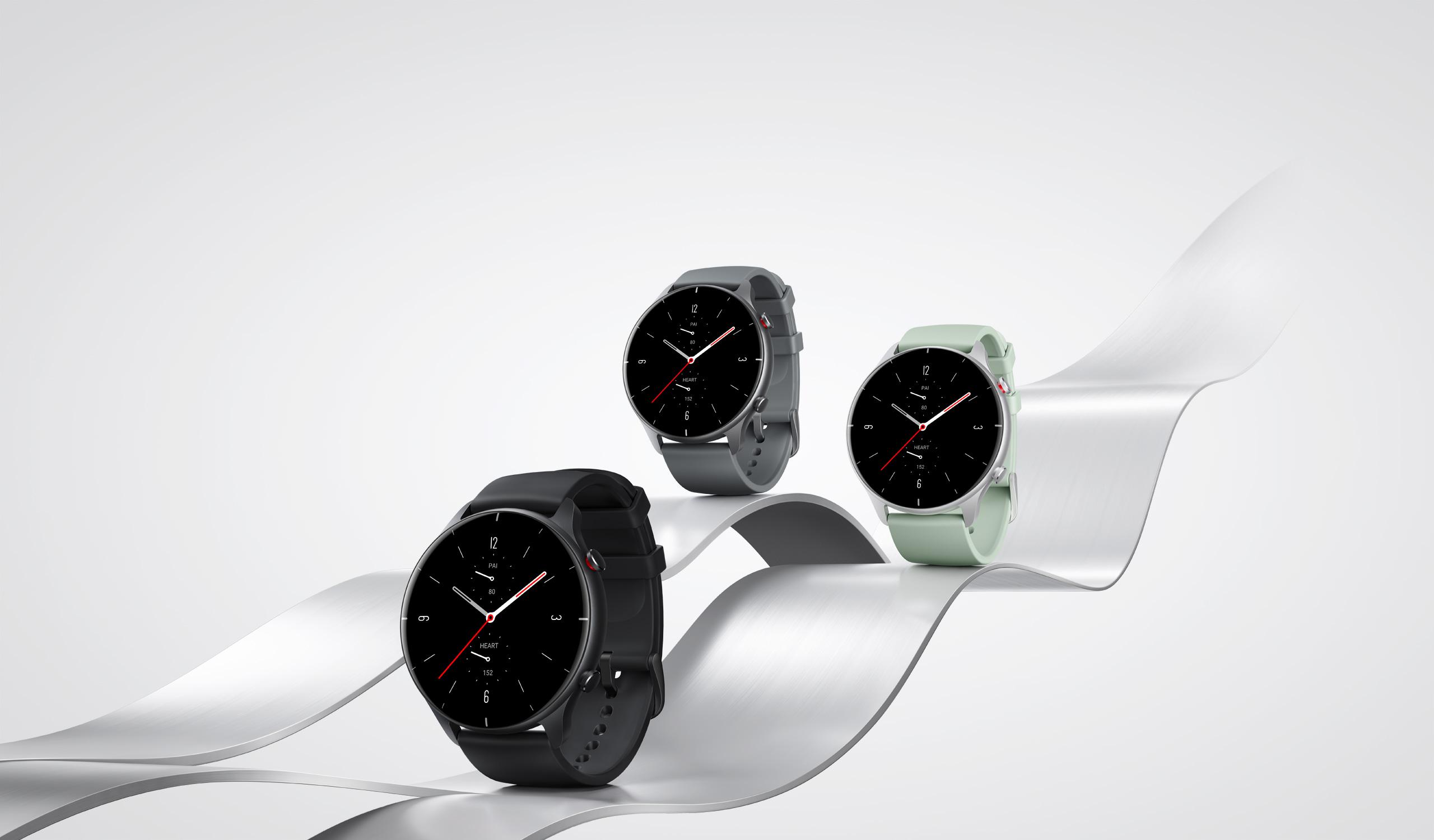 ELKO Romania diversifică gama de produse smart wearables cu noi modele de ceasuri inteligente Amazfit