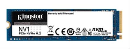 Kingston anunță SSD-ul NV1 NVMe PCIe