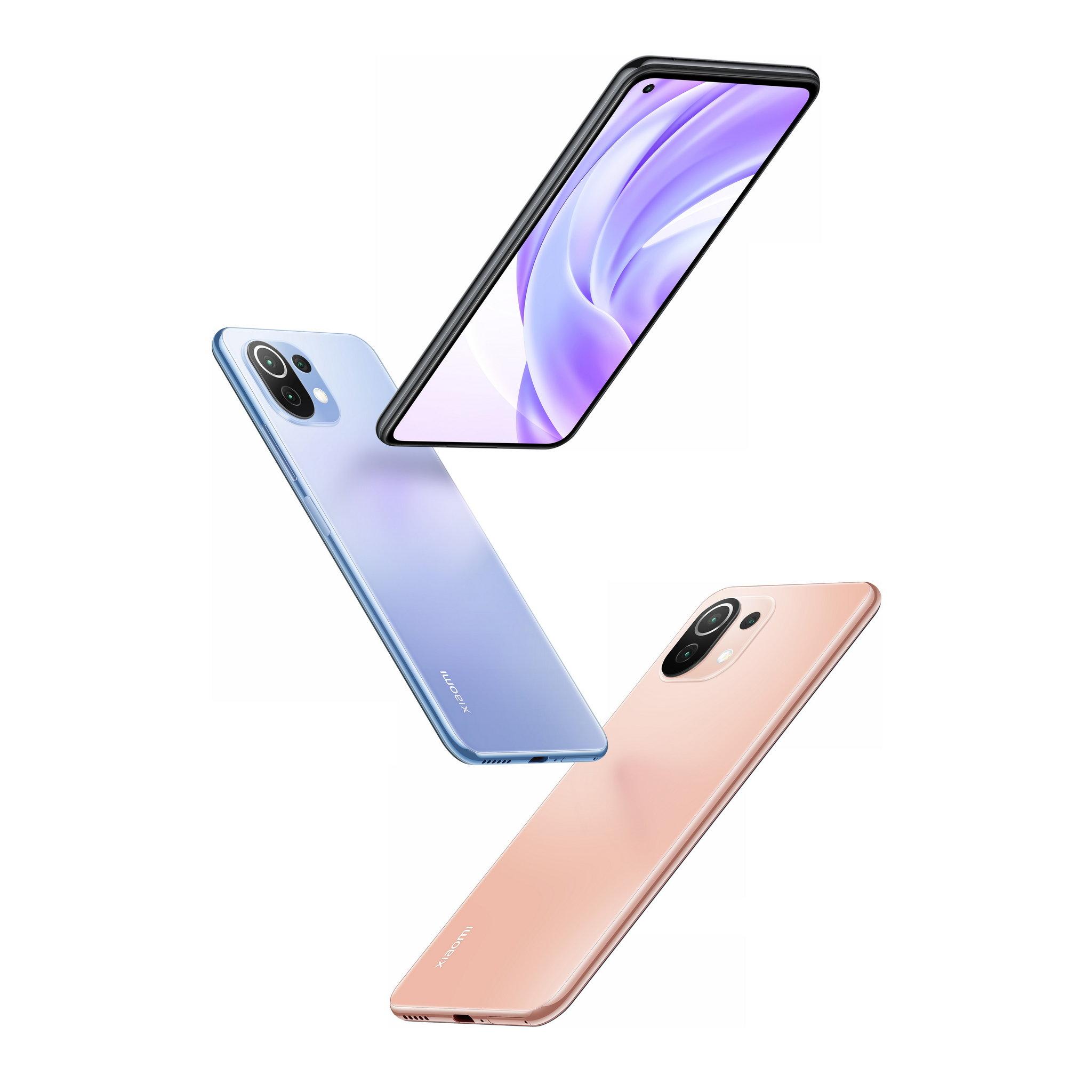 Xiaomi Mi 11 Lite 5G și Mi 11 Lite: Telefoane inteligente ultra-slim fără compromisuri