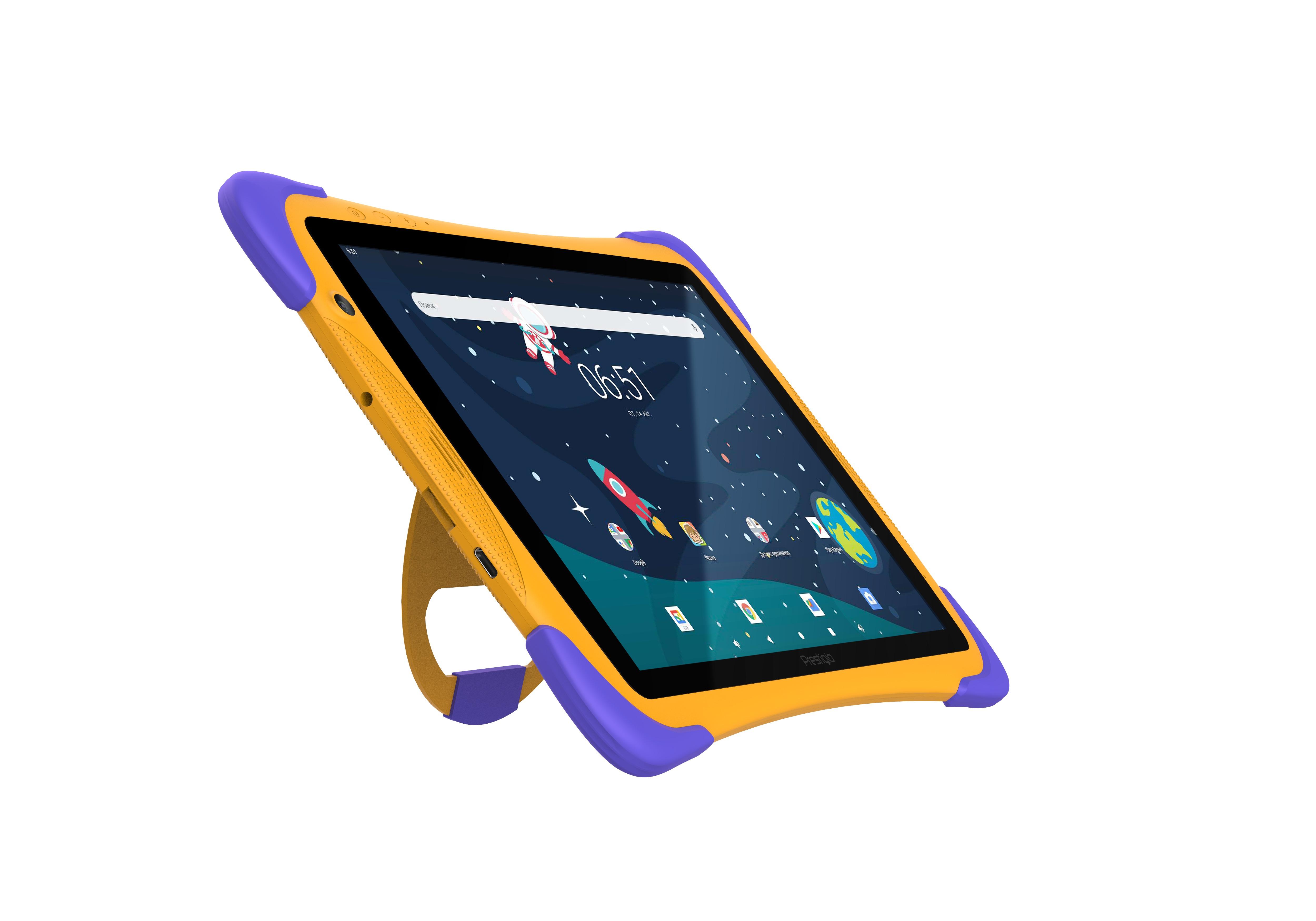 ASBIS Romania prezintă tableta pentru copii Prestigio Smartkids UP