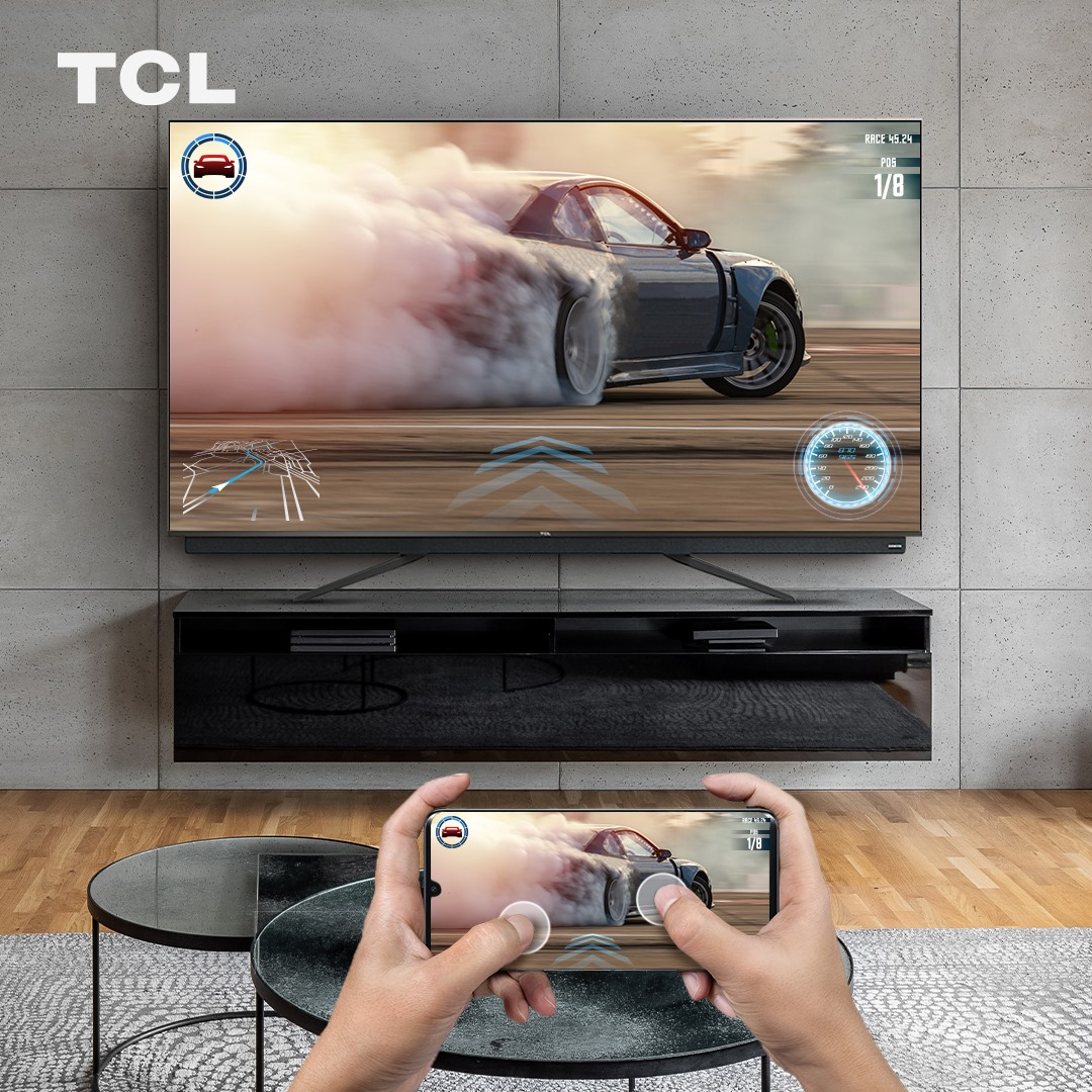Trăiește experiența de video-gaming la superlativ cu televizoarele TCL