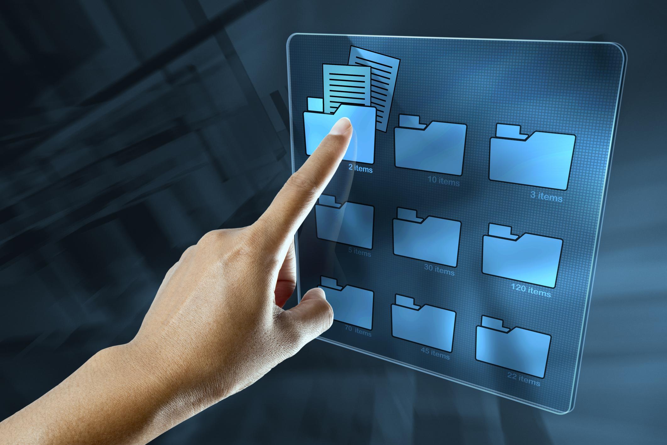 Companiile își reduc costurile prin servicii de arhivare digitală