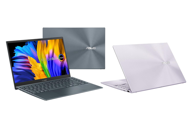 ASUS ZenBook 13 OLED UM325/UX325 disponibil în multiple configurații cu ecran OLED