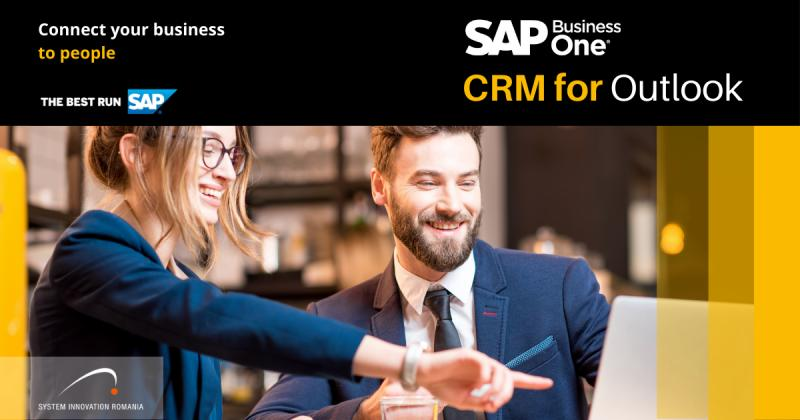CRM for Outlook, arma secretă a utilizatorilor SAP Business One