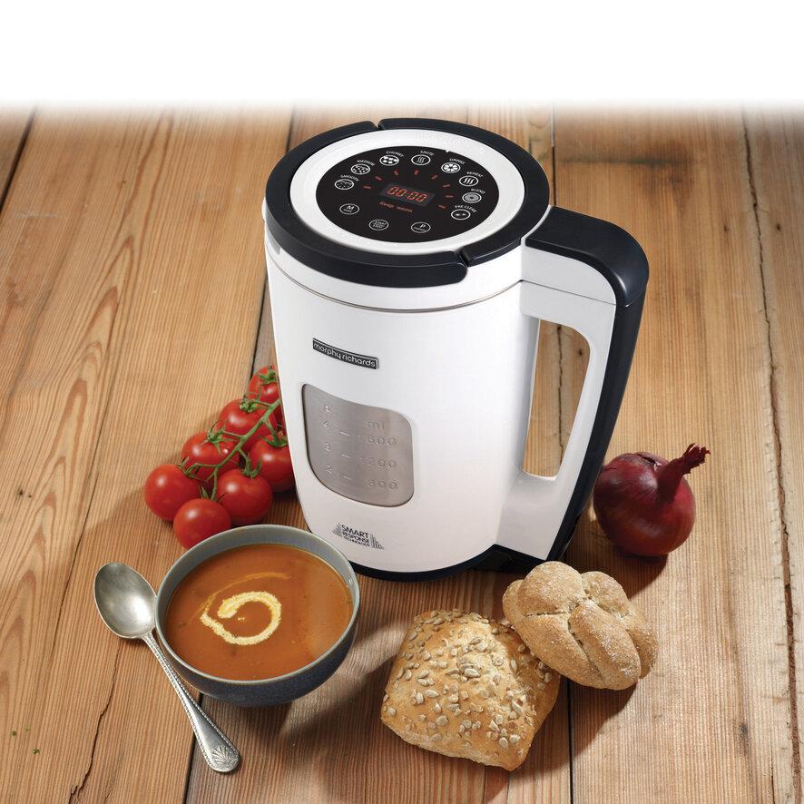Morphy Richards introduce Soup Maker-ul pe piața din România