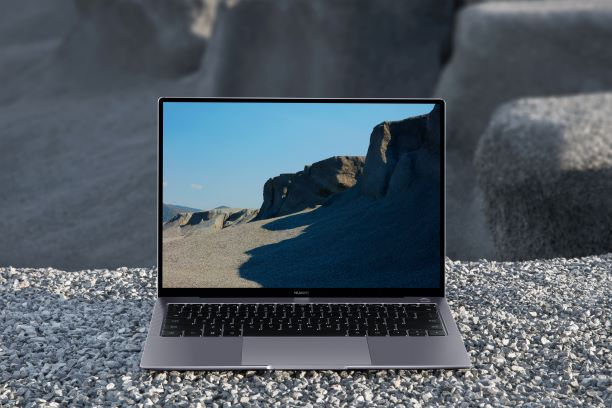 Huawei MateBook X Pro, un notebook echipat cu procesor Intel Core de generația a 11-a