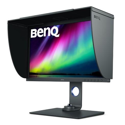 BenQ a lansat monitorul PhotoVue SW271C,  cu rezoluție 4K și spectru de culoare 99% AdobeRGB