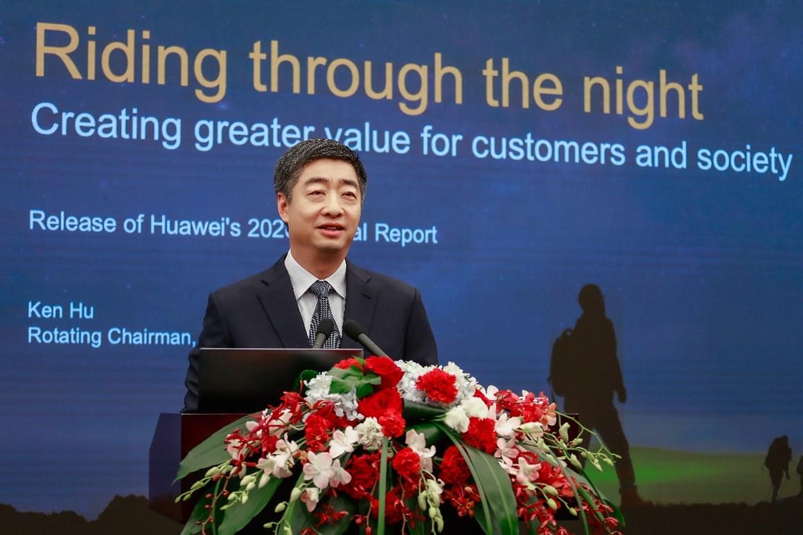 Raportul anual Huawei pentru anul 2020