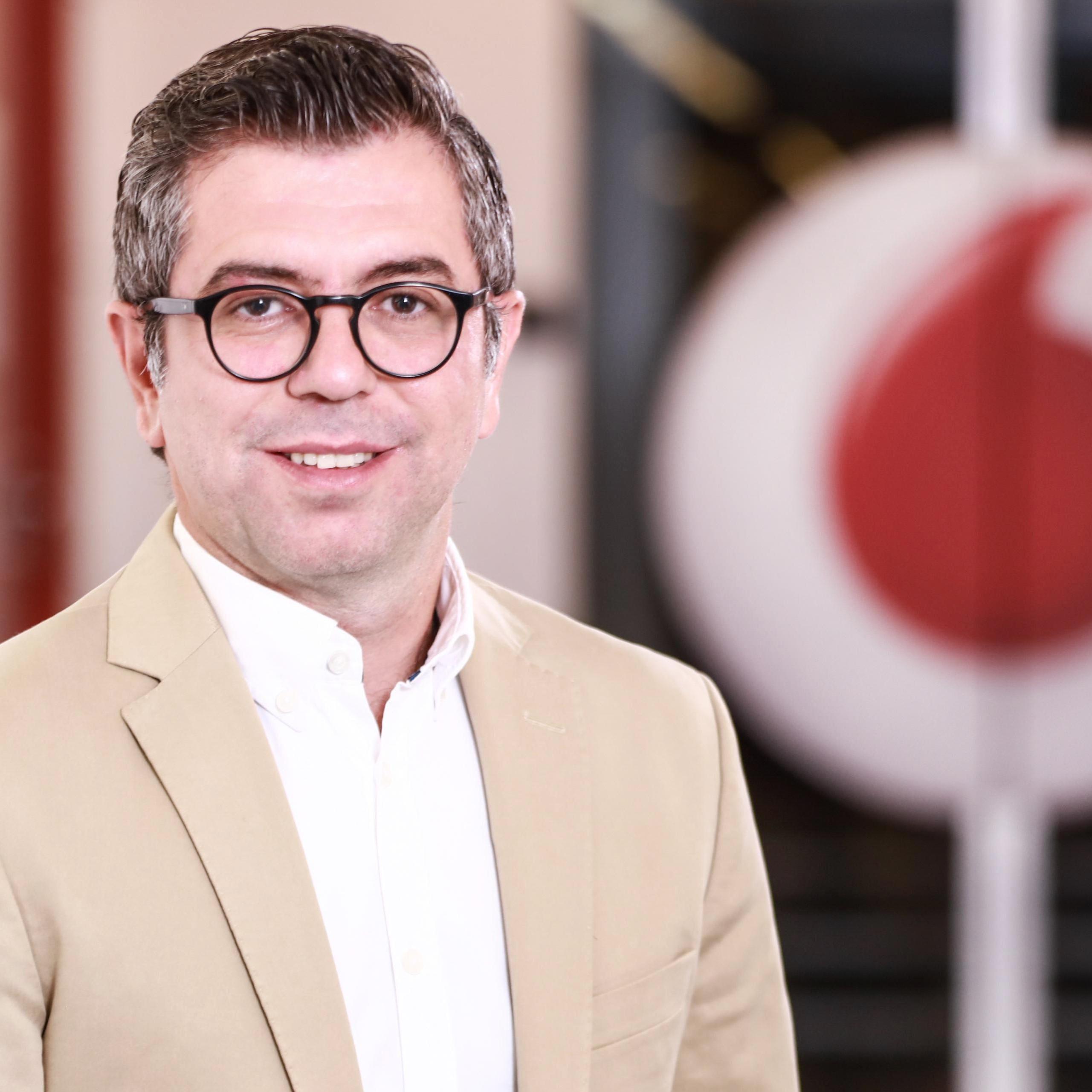 Vodafone Romania îl numește pe Nedim Baytorun Consumer Business Unit Director începând cu 1 iulie