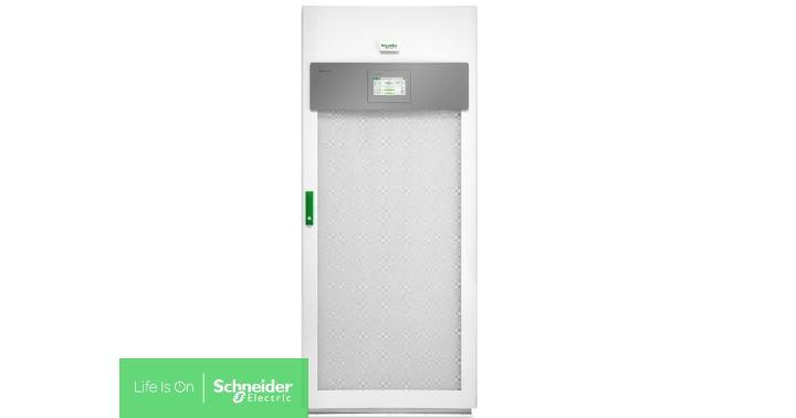 Schneider Electric lansează cel mai compact UPS trifazat din gama sa: Galaxy VL