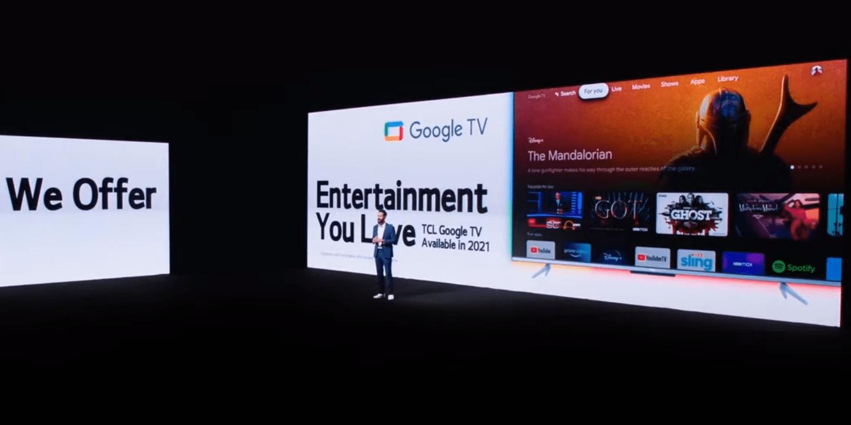 Parteneriatul TCL – Google TV, gata să-ți transforme sufrageria în locul preferat de relaxare