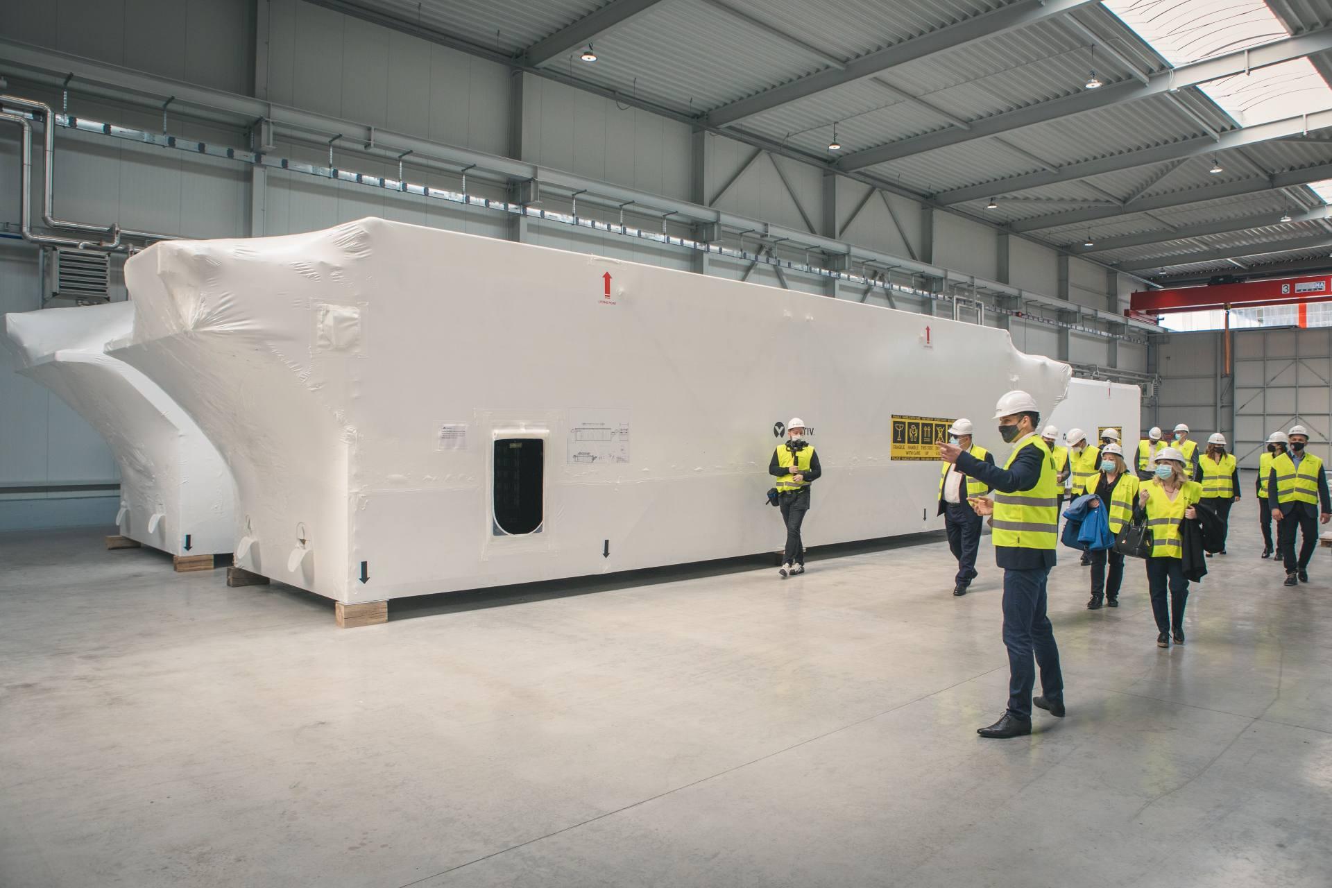 Vertiv deschide o nouă fabrică în contextul unei cereri tot mai mari pentru soluții modulare integrate