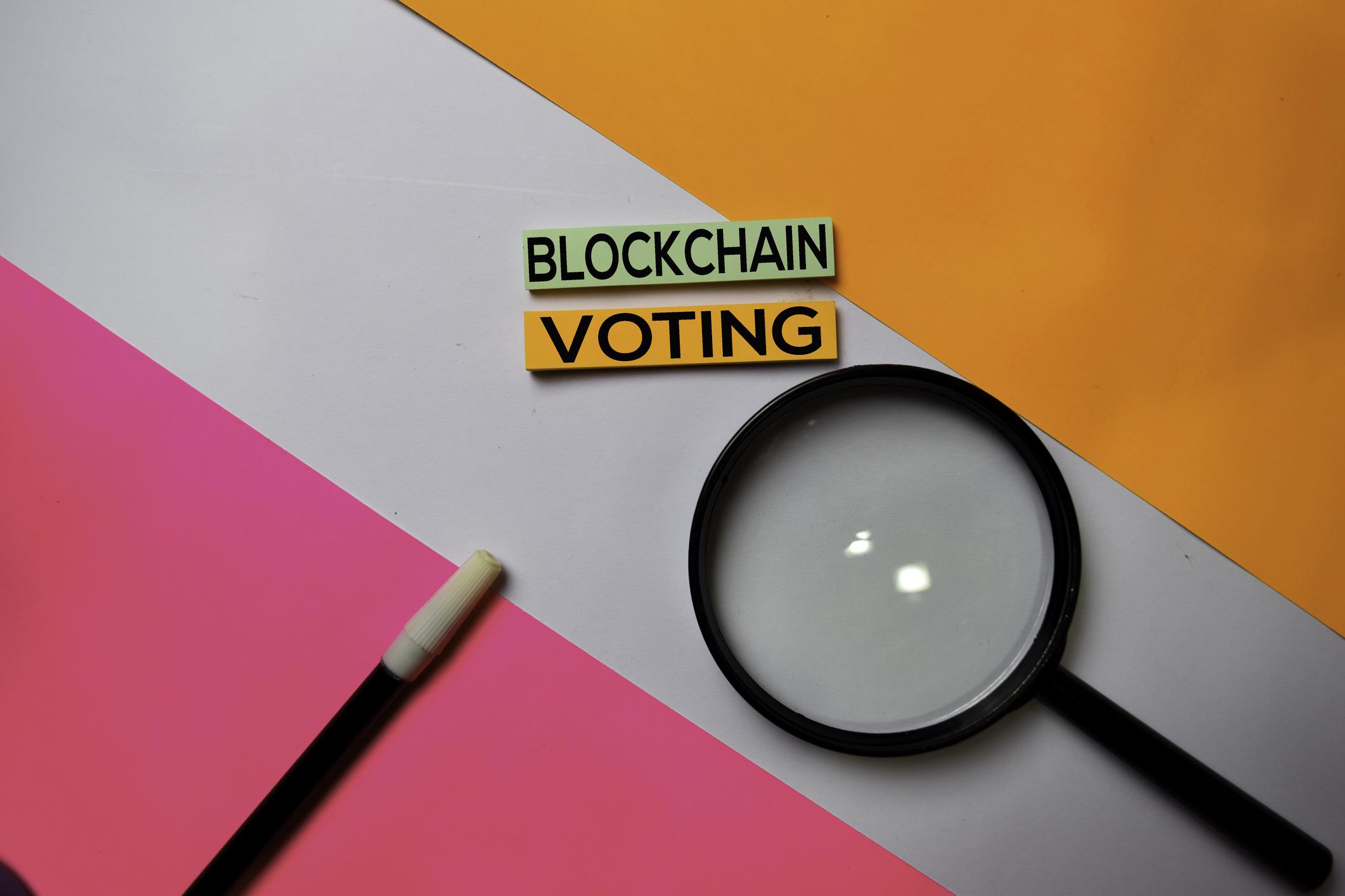 Explozia sesiunilor de votare bazate pe blockchain: numărul acestora s-a triplat anul trecut