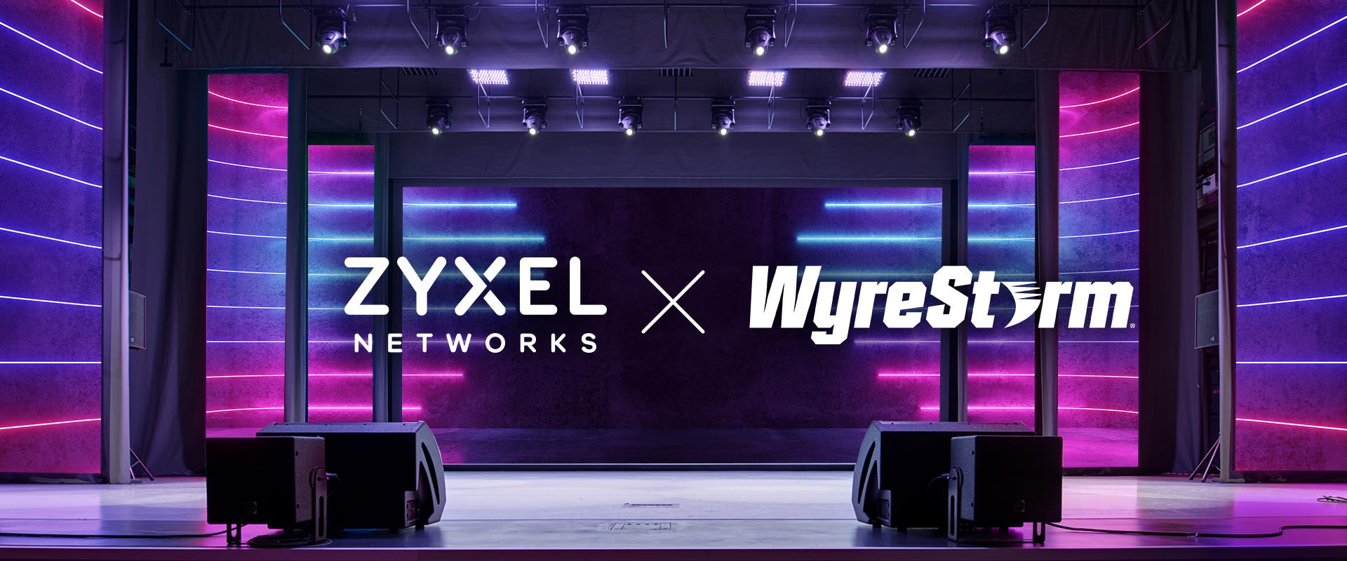 Zyxel colaborează cu producătorul AV WyreStorm pentru a oferi o soluție puternică AV-IP end-to-end