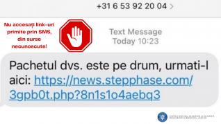 Terminale mobile vizate de o nouă fraudă prin SMS