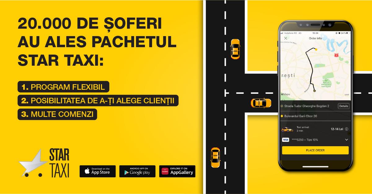 Aplicația preferată a peste 20.000 de șoferi din România (2)