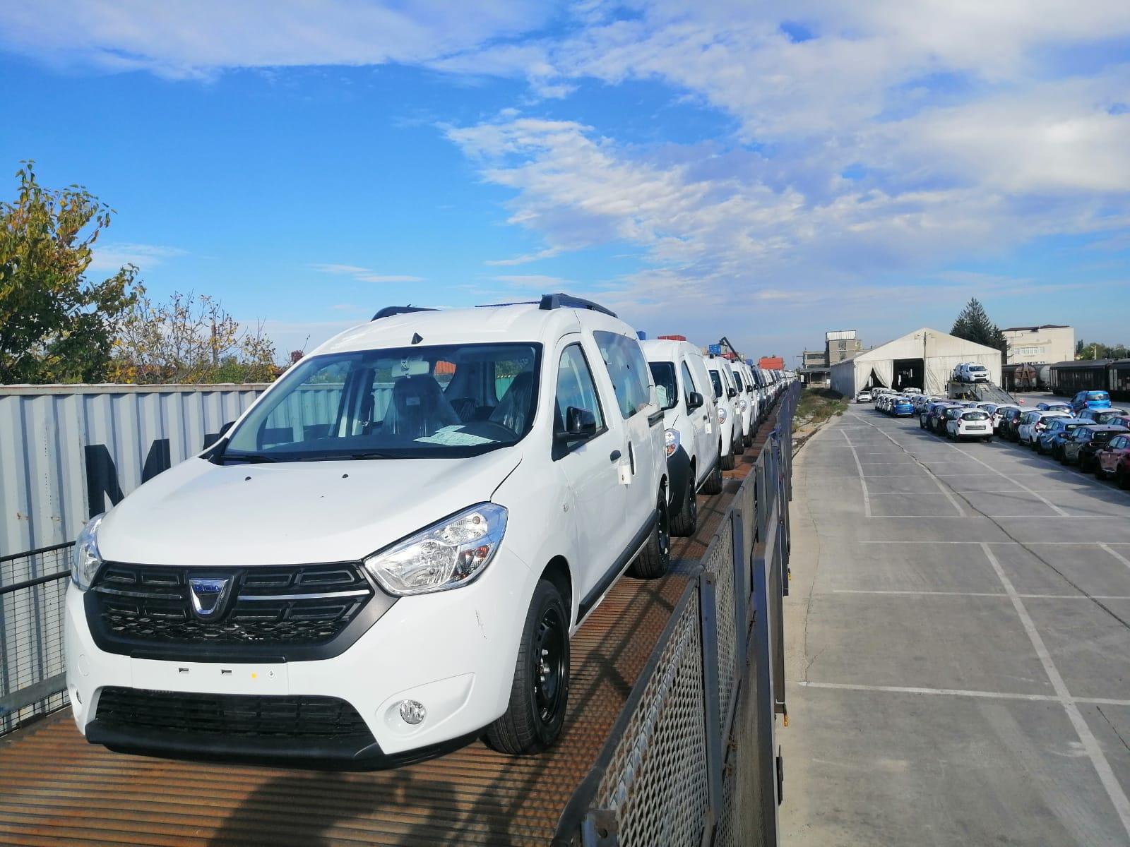 GEFCO își consolidează și extinde cooperarea cu Grupul Renault și DACIA în România