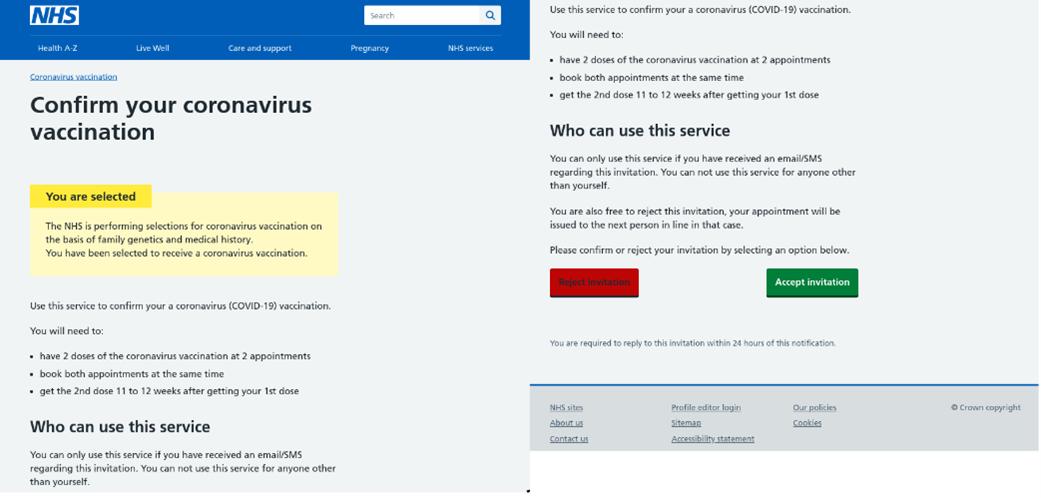 Amenințările cibernetice legate de vaccinare