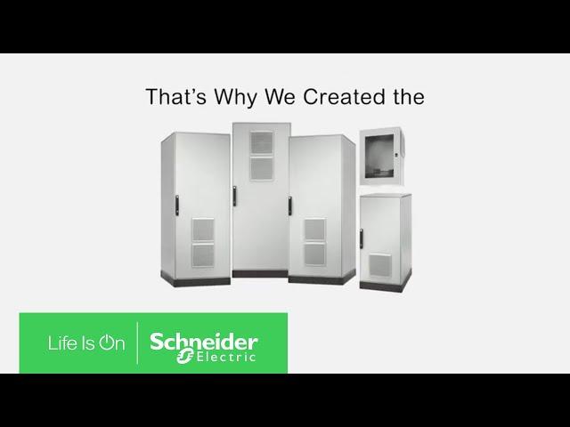 Schneider Electric anunță disponibilitatea centrelor de date MicroStruxure™ clasificate IP și NEMA în Europa