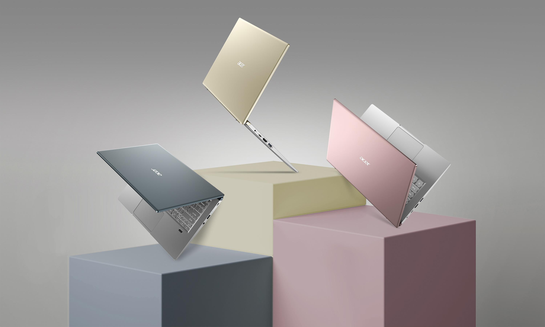 Acer Swift X: laptop cu grafică NVIDIA GeForce RTX Seria 30 și un design subțire și ușor
