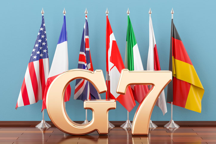 Acord G7 pentru mediul digital
