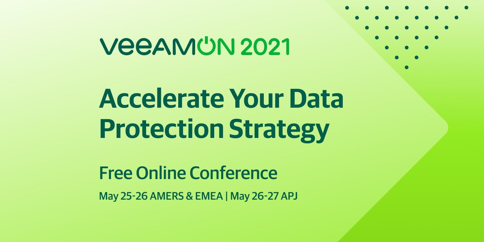 Veeam dezvăluie viitorul protecției moderne a datelor la VeeamON 2021