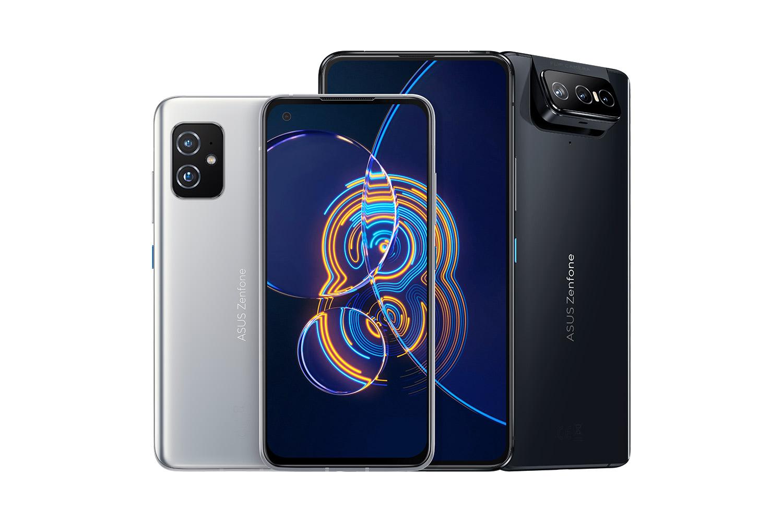ASUS anunță noua serie Zenfone 8