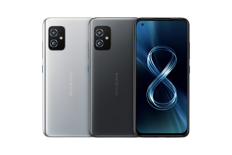 Noul smartphone ASUS Zenfone 8