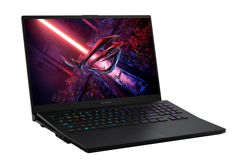 Laptopul premium Zephyrus S17 cu tastatură rabatabilă pentru gaming