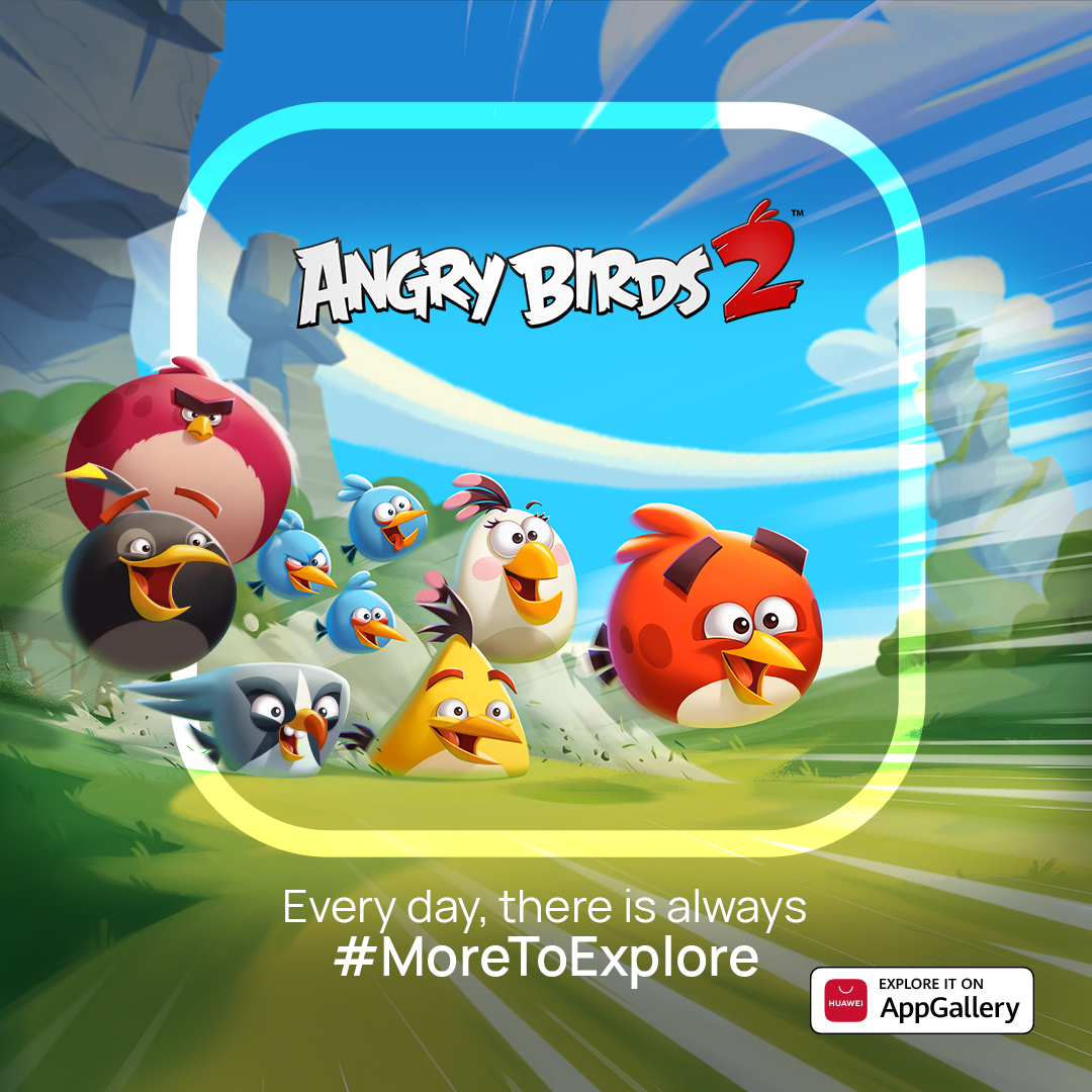 Angry Birds 2 - AppGallery