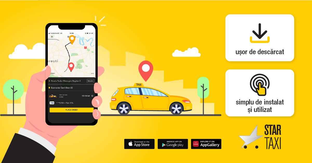Cu Star Taxi, orașul devine simplu de explorat