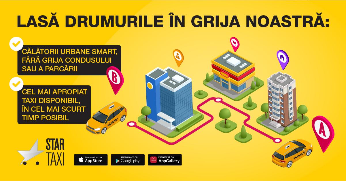Cu Star Taxi, orașul devine simplu de explorat (2)