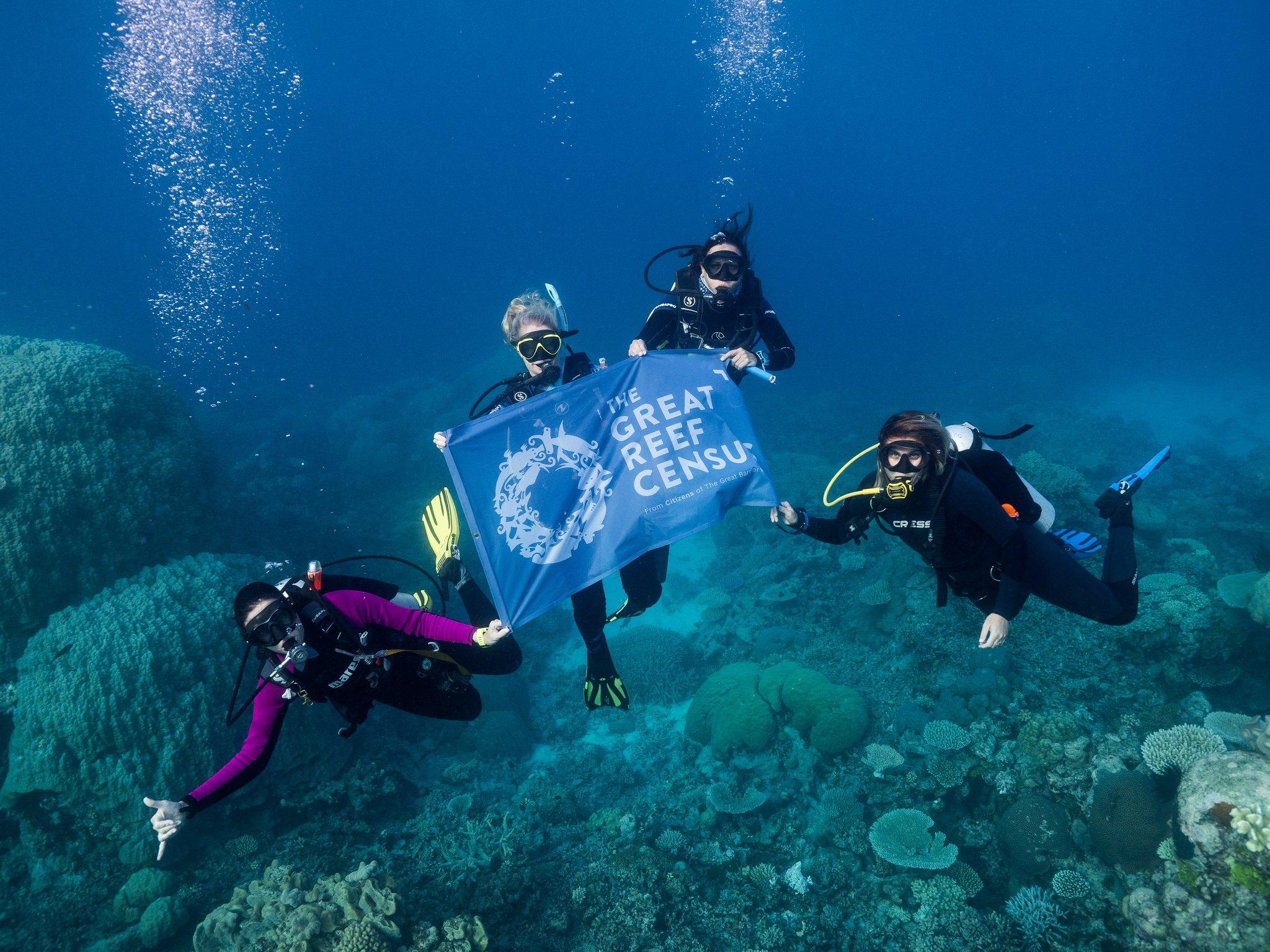Tehnologia Edge oferă oamenilor de știință și voluntarilor șansa de a sprijini salvarea Marii Bariere de Corali