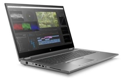 ZBook Fury G8: creatorii de conținut au la dispoziție putere nelimitată și posibilitate de upgrade complet într-un format portabil – performanța unui desktop într-un laptop.
