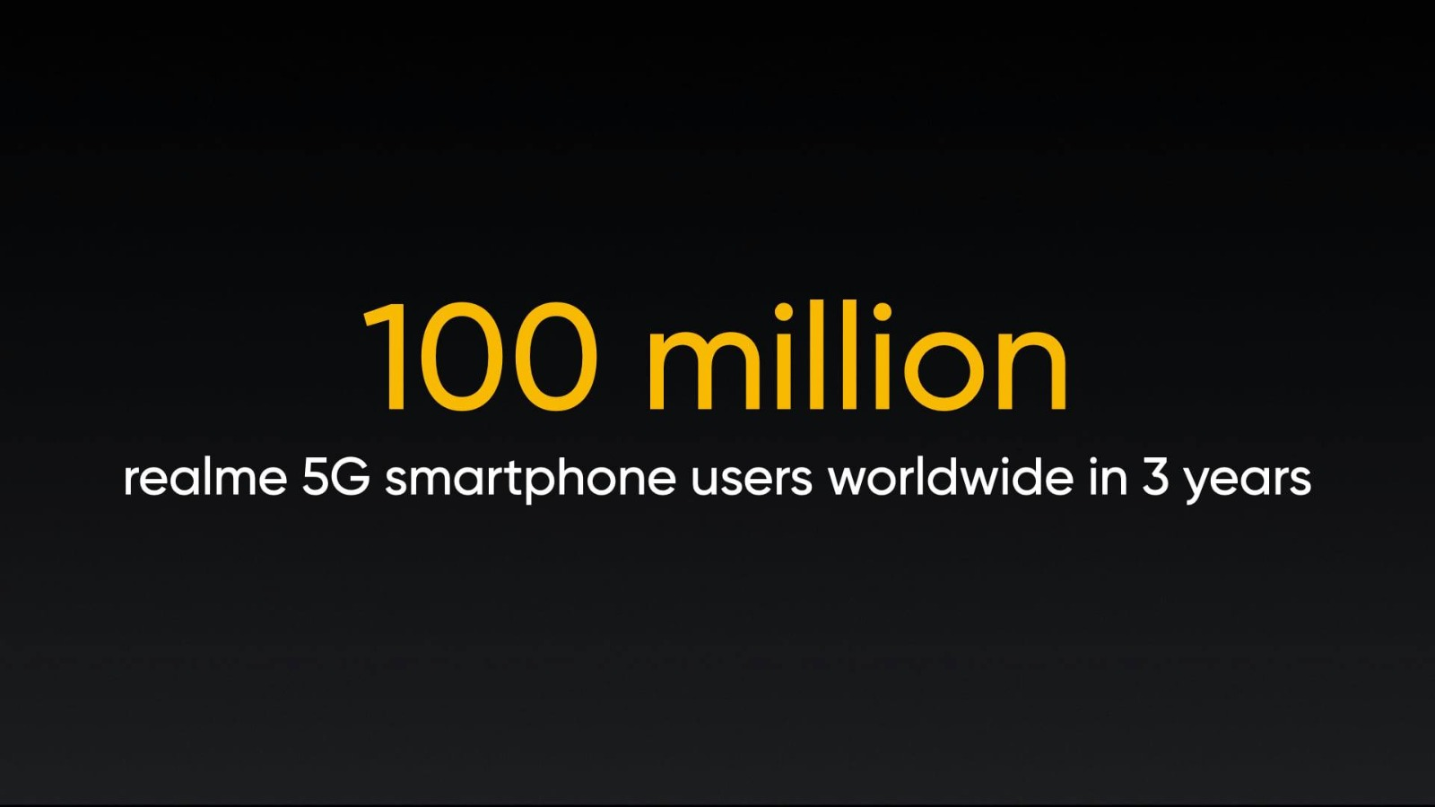 realme promite să aducă telefoanele cu 5G la peste 100 de milioane de tineri