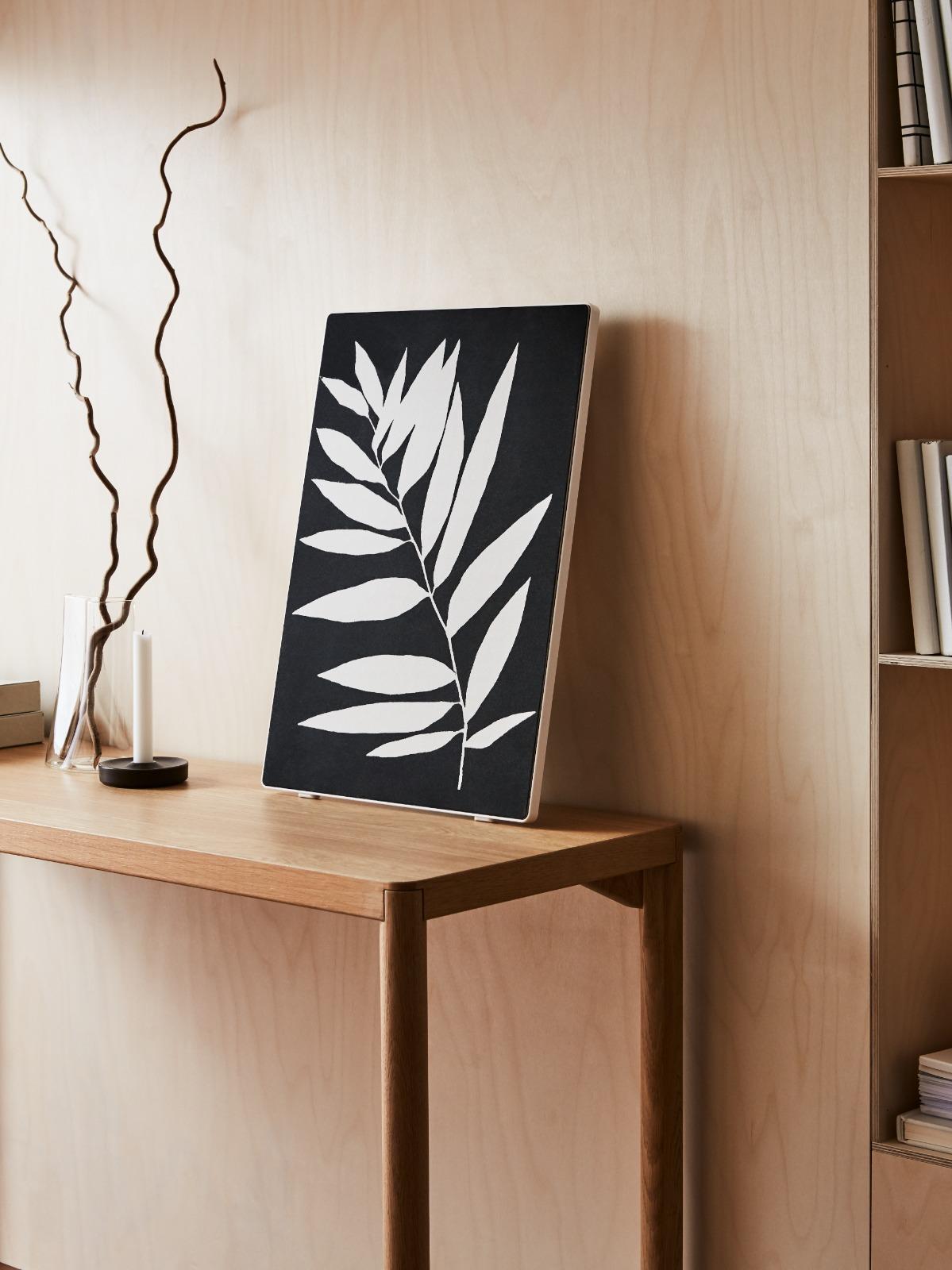 IKEA introduce noua ramă foto cu boxă WiFi SYMFONISK ca parte a colaborării de lungă durată cu Sonos