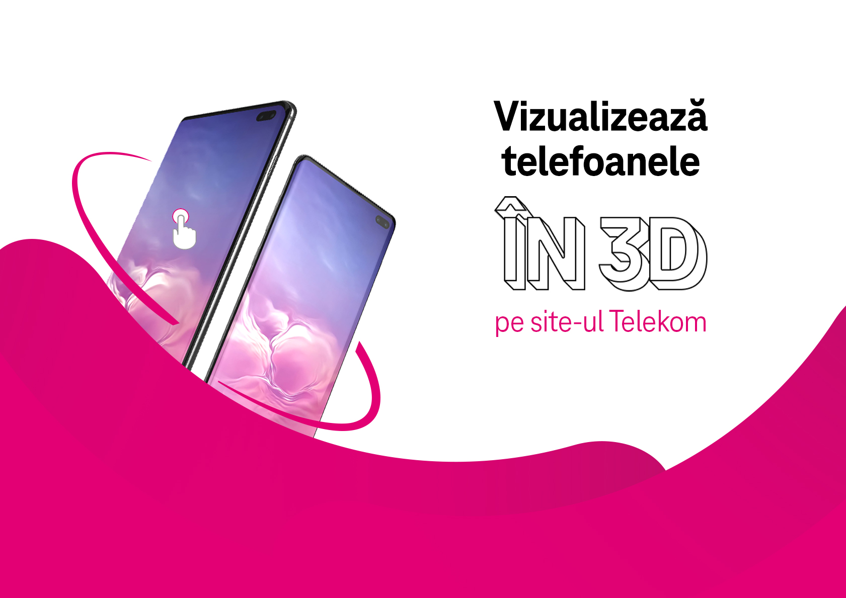 Telekom Romania introduce previzualizarea în 3D a telefoanelor de pe site