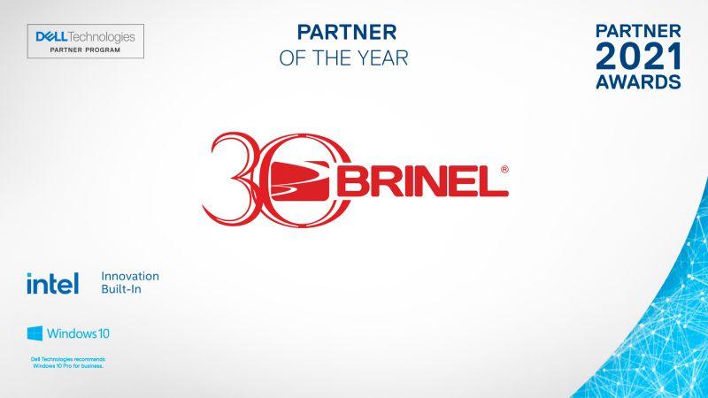 BRINEL este Dell Partner of the Year!